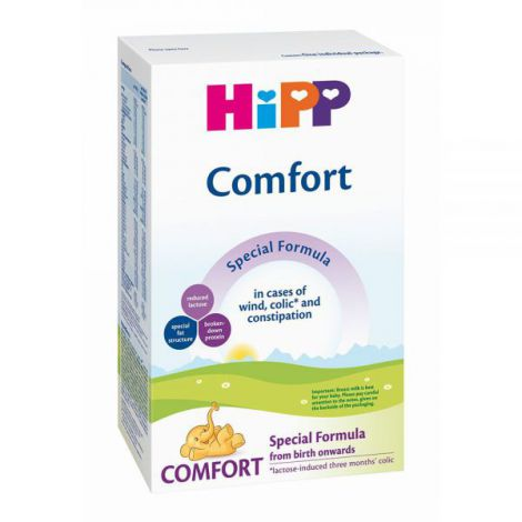 Formula speciala de lapte HiPP Comfort 300g