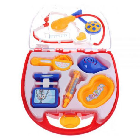 Set Doctor Eddy Toys 8 Piese Cu Lampa imagine