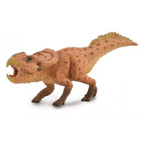 Figurina dinozaur Protoceratops pictata manual Deluxe 1:6 Collecta