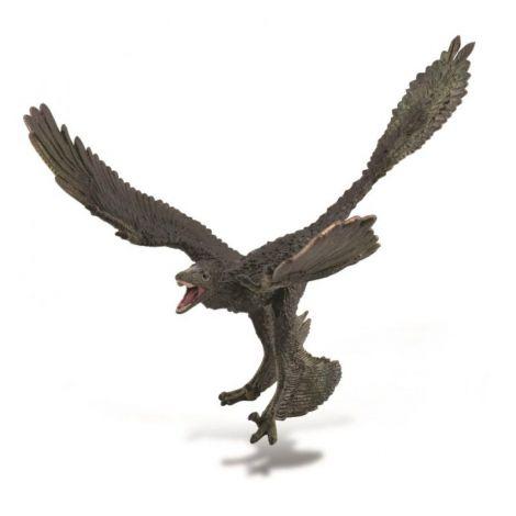 Figurina Dinozaur Microraptor Pictata Manual Xl Collecta imagine