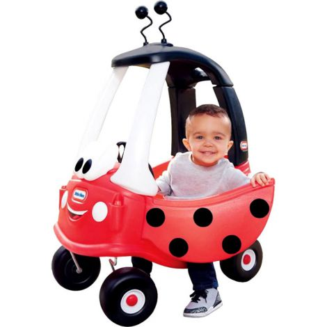 Masina coupe ladybird Little Tikes 173059