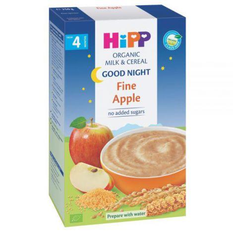 Lapte & Cereale Hipp Noapte Buna Cu Mar 250g imagine