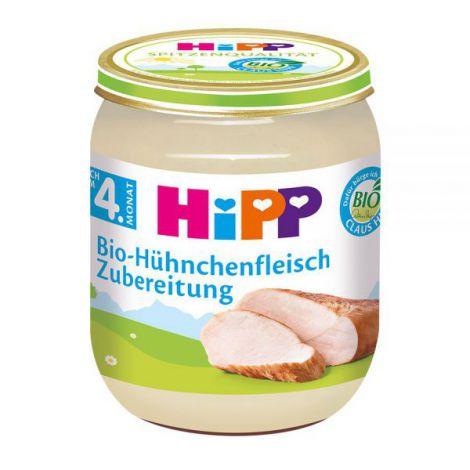 Meniu Hipp Carne De Pui 125g imagine