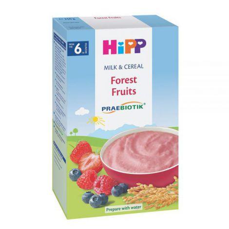 Lapte & Cereale Hipp Cu Fructe De Padure 250g imagine