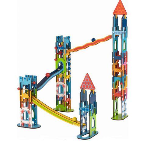 Rollercoaster Castelul cavalerilor