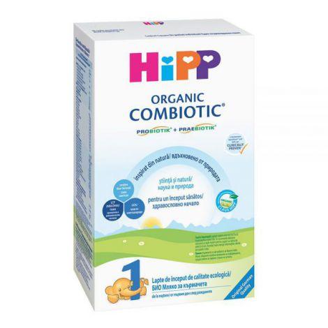 Lapte HiPP 1 Combiotic Lapte de inceput 300g