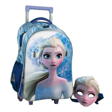 Troller scoala elsa frozen 3d