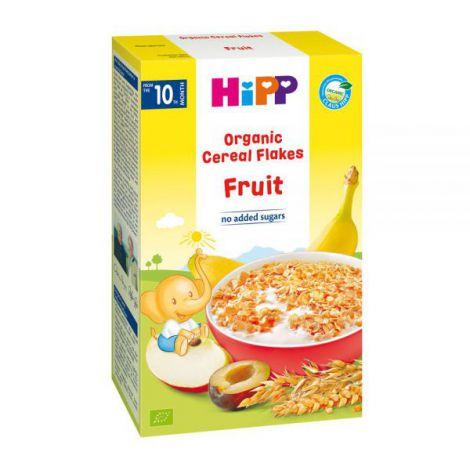 Fulgi Hipp De Cereale Ecologice – Fructe 200 G imagine