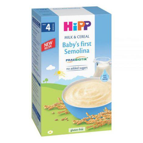 Lapte & Cereale Hipp- Primul gris al Copilului