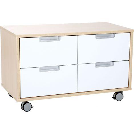 Set mobilier gradinita Quadro 28 artar