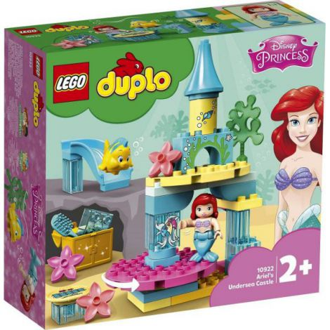 Lego Duplo Princess Castelul Lui Ariel 10922