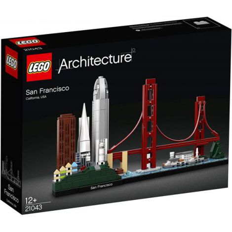 Lego Architecture San Francisco 21043 imagine