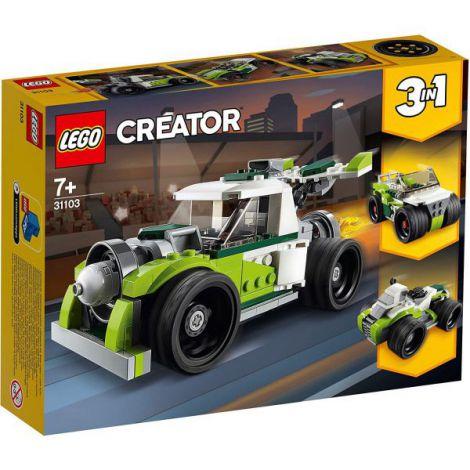 Lego Creator Camion Racheta 31103