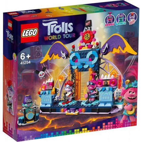 Lego Trolls World Tour Concertul Din Orașul Volcano Rock imagine