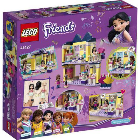 Lego Friends Casa De Moda A Emmei 41427