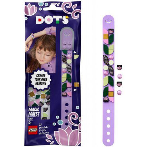 Lego Dots Bratara Flori Fermecate 41917