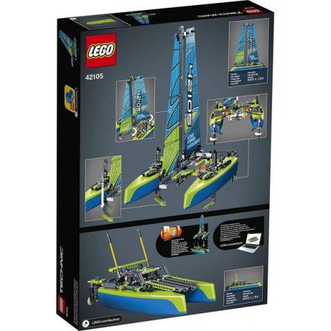 Lego Technic Catamaran 42105 imagine