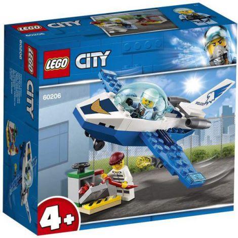 Lego City Avionul Politiei Aeriene 60206