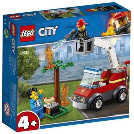 Lego City Stingerea Incendiului De La Gratar 60212