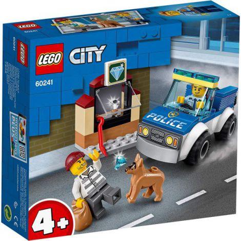 Lego City Unitate De Politie Canina 60241