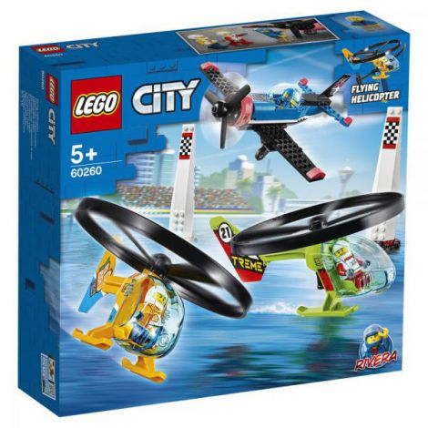 Lego City Cursa Aeriana 60260