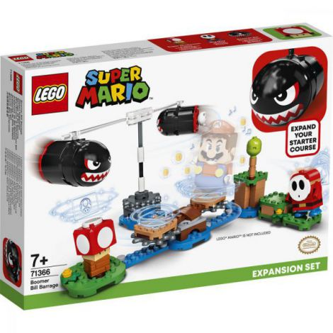 Lego Super Mario Set De Extindere Boomer 71366