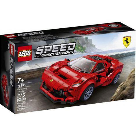 Lego Speed Champions Ferarri F8 Tributo 76895