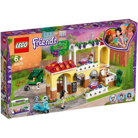 Lego Friends Restaurantul Din OraȘul Heartlake 41379