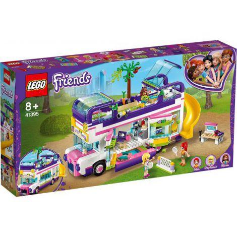 Lego Friends Autobuzul Prieteniei 41395