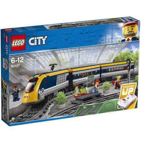 Lego City Tren De Calatori 60197