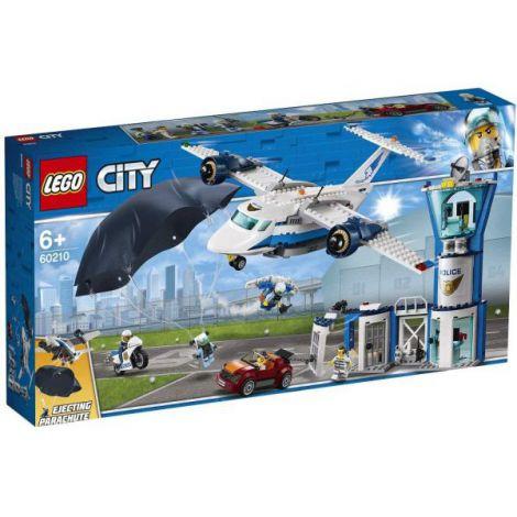 Lego City Baza Politiei Aeriene 60210
