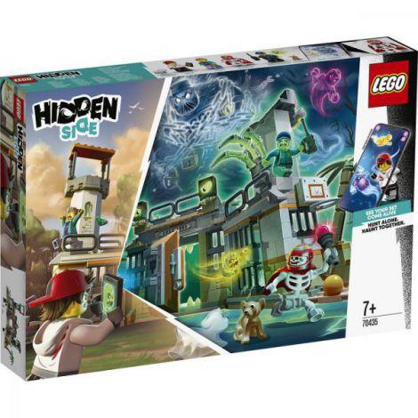 Lego Hidden Side Inchisoarea Abandonata Din Newbury 70435 imagine