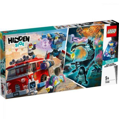 Lego Hidden Side Camionul De Pompieri Phantom 3000 70436
