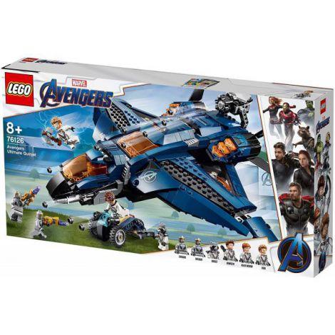 Lego Super Heroes Quinjetul Suprem Al RĂzbunĂtorilor 76126