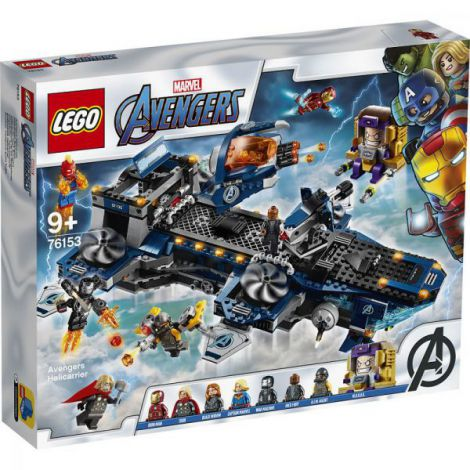 Lego Super Heroes Elicopter De Transport Al Razbunatorilor 76153