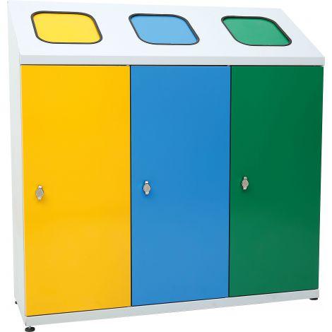 Dulap Depozitare Materiale Reciclabile imagine