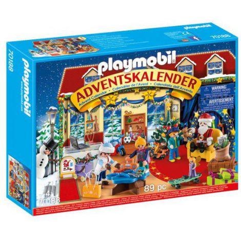 Calendar Craciun Magazin De Jucarii 70188 Playmobil imagine