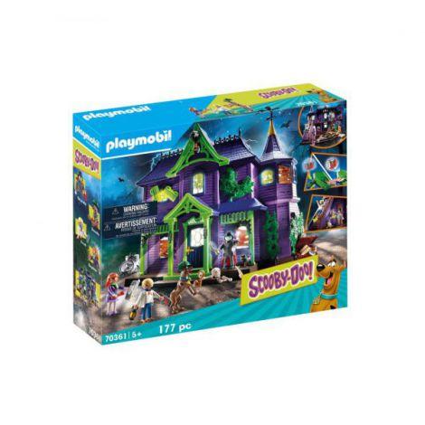 Si casa misterelor PM70361 Playmobil Scooby Doo