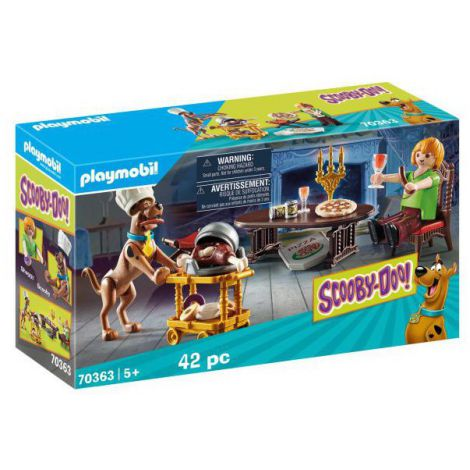 Cina cu Shaggy PM70363 Playmobil Scooby Doo