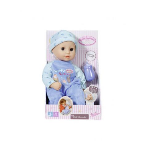 Baby Annabell - Micutul Alexander Somnoros 36 Cm imagine