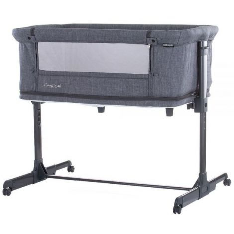 Patut Co-Sleeper si tarc Chipolino Mommyn Me graphite