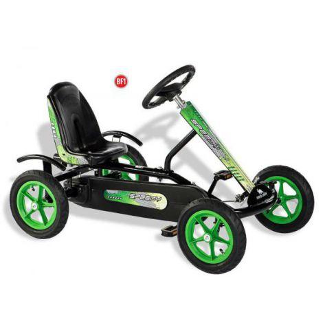 Kart Cu Pedale Dino Cars Speedy Bf1