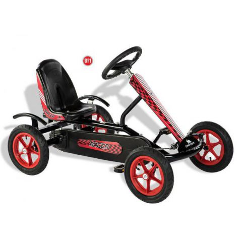 Kart Cu Pedale Dino Cars Speedy Racer Bf1