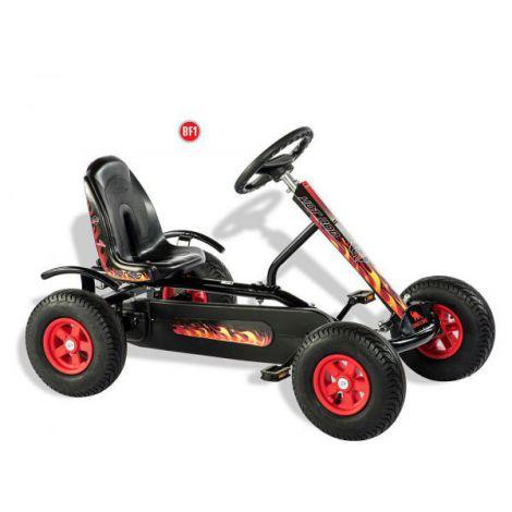 Kart Cu Pedale Dino Cars Junior Hot Rod Bf1