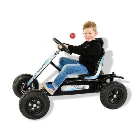 Kart Cu Pedale Dino Cars Junior Cross Bf1