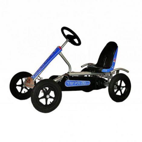 Kart Cu Pedale Dino Cars Speedy Bf1 Polizei