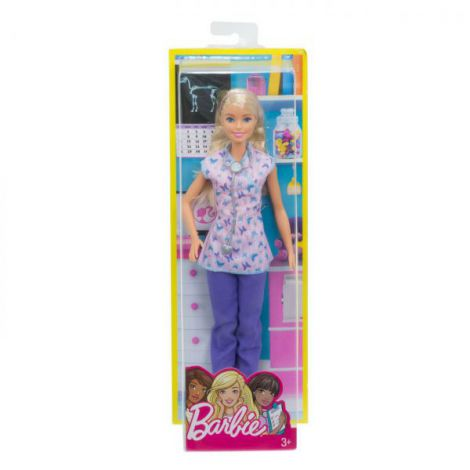 Papusa Barbie Cariere Medic