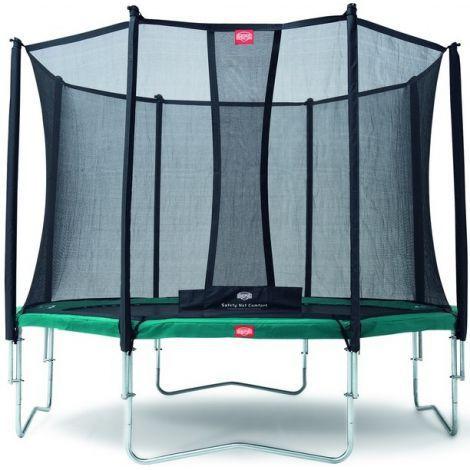 Trambulina Berg Favorit Regular Cu Plasa Comfort 380 35120103 imagine