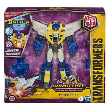 Transformers Robot Decepticon Meteorfire Battle Call Trooper