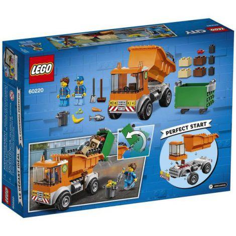 Camion Pentru Gunoi